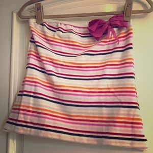 Sonia Rykiel striped Valour sleeveless top